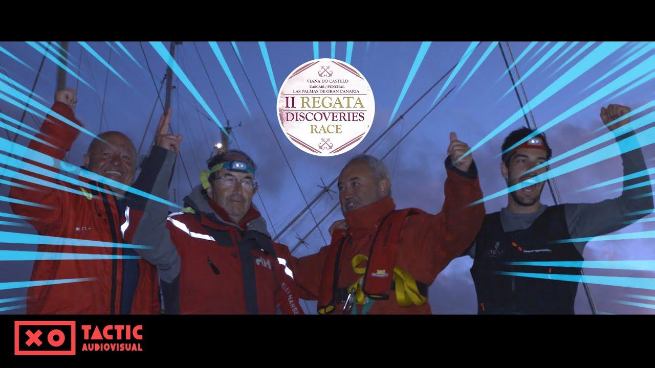 II Discoveries Race 12'