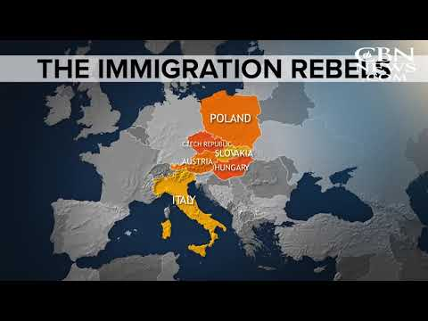 How Islamic Immigration Is Fueling a Political Earthquake in Europe