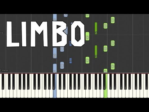 Dark Piano - Limbo | Synthesia Tutorial