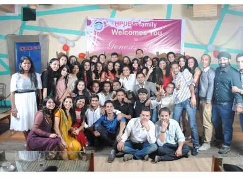 Himachal Pradesh University Business School 2012-14