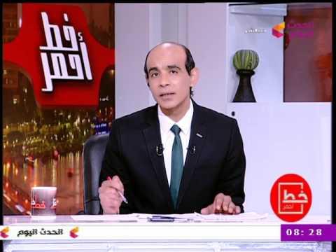 خناقة الكراسي بين داعية إسلامي وشيعي بسبب كتب الشيعه في برنامج خط أحمر