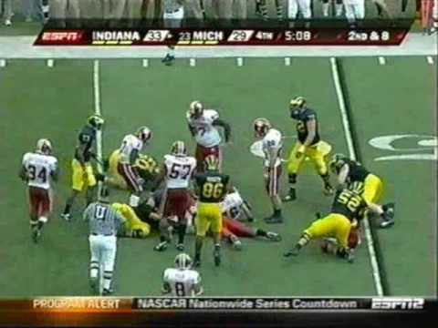 2009: Michigan 36 Indiana 33
