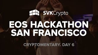 San Francisco, California - Day 6 Vlog - EOS Hackathon Winners