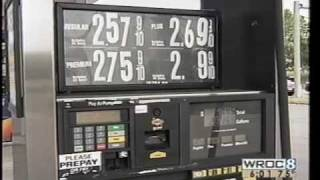 Scotty Bender Discusses Gas Prices on WROC-TV