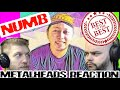 THE GREAT !! | ALIP BA TA - NUMB |  LINKIN PARK FINGERSTYLE COVER  - METALHEADS REACTION !!