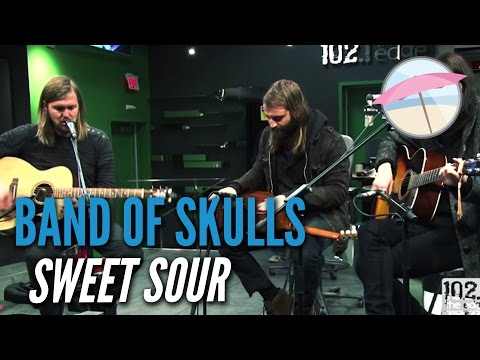 Band of Skulls - Sweet Sour (Live at the Edge)