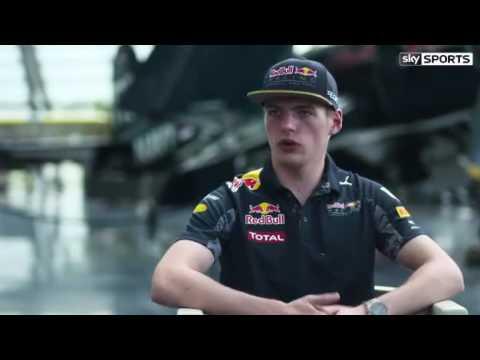 F1 2016 Austrian GP Ted Kravitz Speak To Max Verstappen, Daniel Ricciardo and Christian Horner