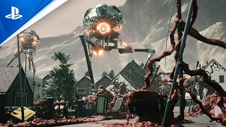 Top PlayStation Games | Grey Skies: A War of the Worlds Story - Trailer