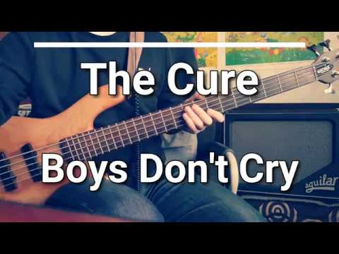 The Cure - Boys Don't Cry [TABS] bass cover