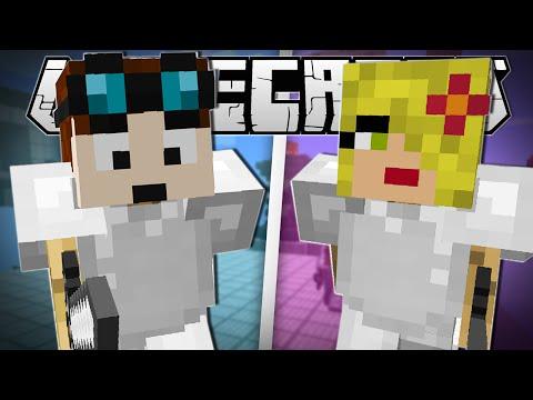 Minecraft | EPIC ROBOT BATTLE!! (DanTDM vs xXJemmaMXx) | Vanilla Mod Showcase