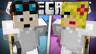 Minecraft | EPIC ROBOT BATTLE!! (DanTDM vs xXJemmaMXx) | Vanilla Mod Showcase