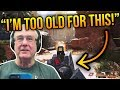 80 YEAR OLD Man Plays Apex Legends And He Is INSANE! - Apex Legends Daily