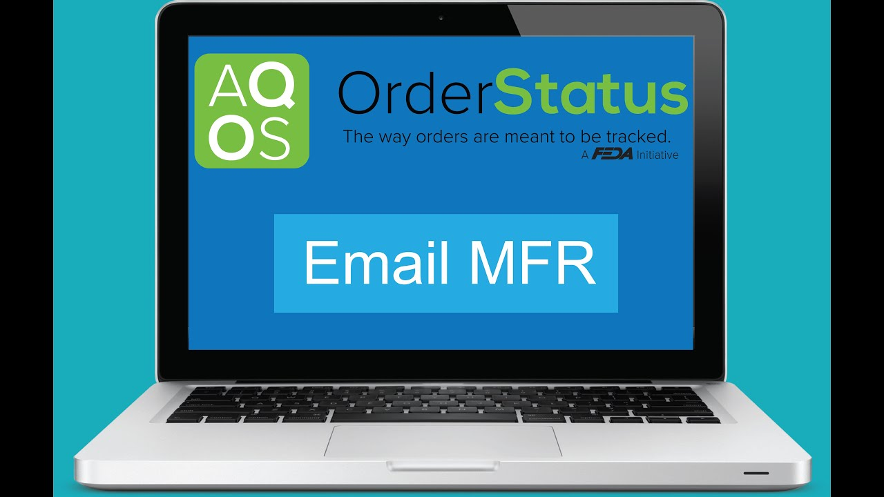 AQ OrderStatus: Easy Access to Your Manufacturers