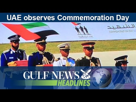 UAE observes Commemoration Day - GN Headlines