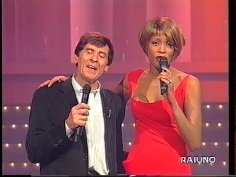 Gianni Morandi & Whitney Houston   All At Once 1999