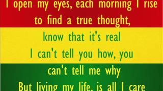 Open my eyes - S.O.J.A - With Lyrics
