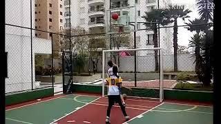 Basquete 2x2 / Felipe & Bruno X Antônio & Enzo