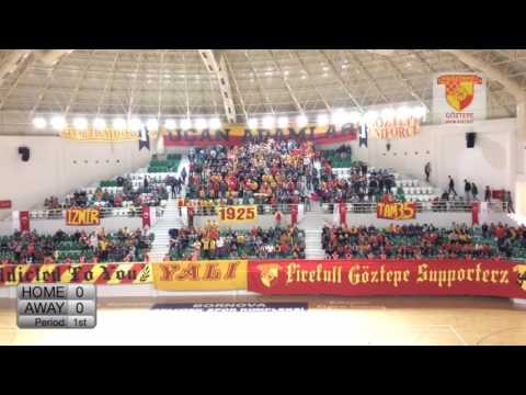 CANLI YAYIN | Göztepe vs JMS Hurry Up