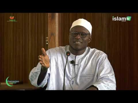Ramadan 2019: La Personnalité du prophète (Alleyhi Salam)  vol-01 du 19 Mai 2019