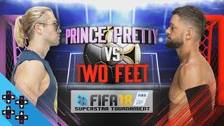 TYLER BREEZE vs. MYSTERY OPPONENT - FIFA 18 Superstar Tournament - Gamer Gauntlet
