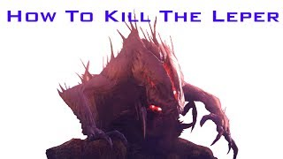 How To Kill The Leper | Extinction Mode | Call of Duty: Ghosts