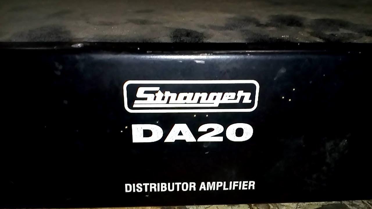 Stranger Distributor Amplifier Youtube Using Tda2009a 12 Watt 15x2 Audio