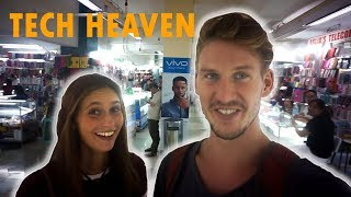 the silicon valley of the philippines? greenhills shopping center manila philippines vlog 78