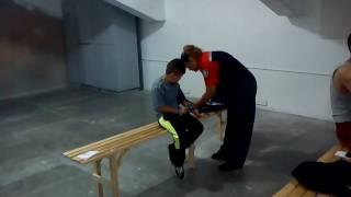 Chequeo médico IAM Villalobos 34 kilos