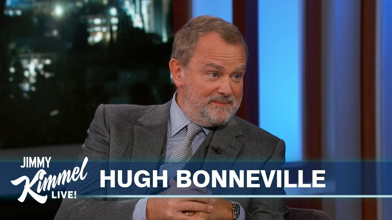 Hugh Bonneville on His Mom's Shocking Career & Downton Abbey Film