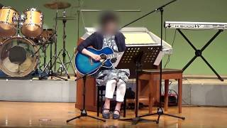 カワイ音楽教室 ポピュラー部門発表会.