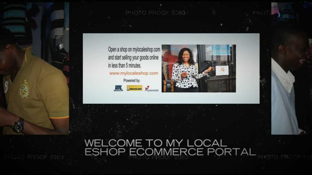 25a013731eae78 My Local eShop - Open your Online Shop in Nigeria - YouTube