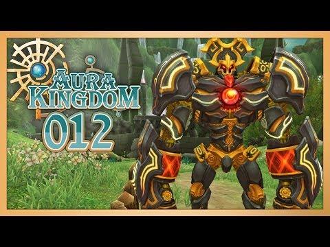 Aura Kingdom #012 - Secret Stones und ein neuer Eidolon