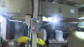 Corrugated Cardboard Box Making Machine Taiwan Design