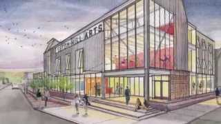 Seton Hill University Dance & Visual Arts Center Time-lapse Construction Video