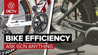 How Much Power Is Your Bike Costing You?   Ask GCN Anything