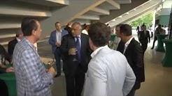 """Откриване на реновирания стадион на стадион """"Лудогорец арена"""" в Разград"""