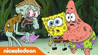 Губка Боб Квадратные Штаны | Клуб «Губка Боб» | Полный эпизод | Nickelodeon Россия