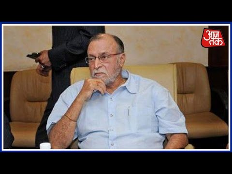 Former Home Secy Anil Baijal To Be New Lieutenant Governor Of Delhi