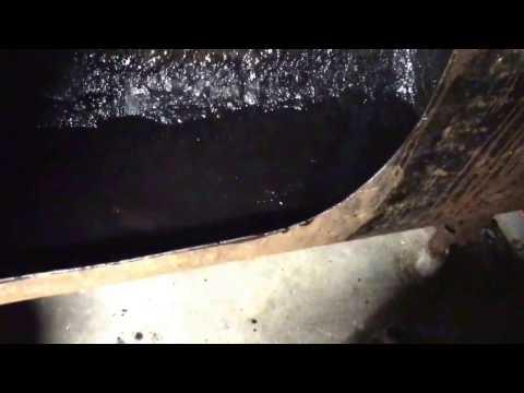 Replace oil tank