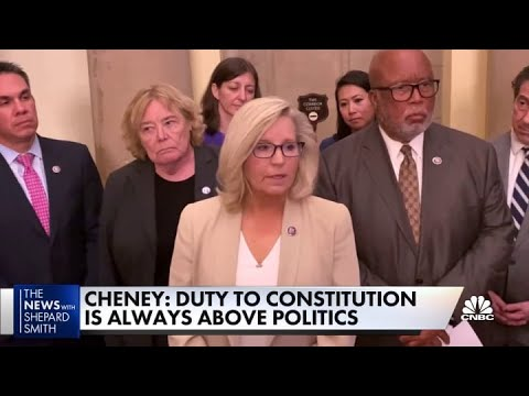 Liz Cheney rebukes GOP leadership after January 6 panel holds ...
