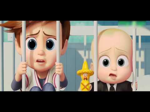 Upin Ipin The Boss Baby - Best Funny Adventure And Ending Scene   BiBo Kids HD