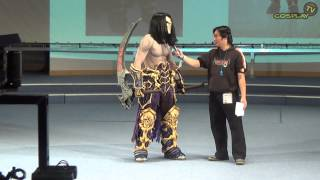 ANIMEFEST 2015 (CZECH REPUBLIC, BRNO) - DAY 2 [Cosplay competition - competitor 12]
