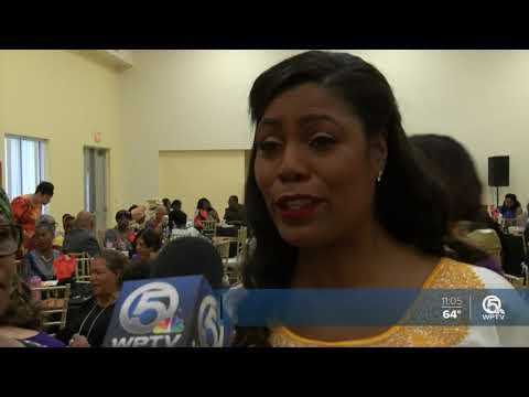 Omarosa Visits Palm Beach County For Breast Cancer Fundraiser