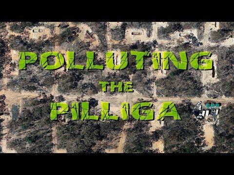 Polluting The Pilliga