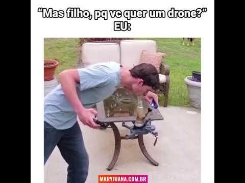 Bong-drone