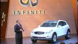 Infiniti EX Concept Videos