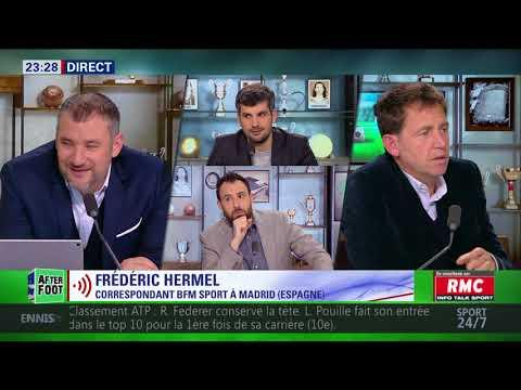 After Foot du lundi 19/03 – Partie 5/6 - L'avis tranché de Frédéric Hermel sur l'Atletico