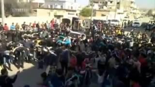 سرمدا - حر حر حرية نحنا بدنا حرية 24-2-2012