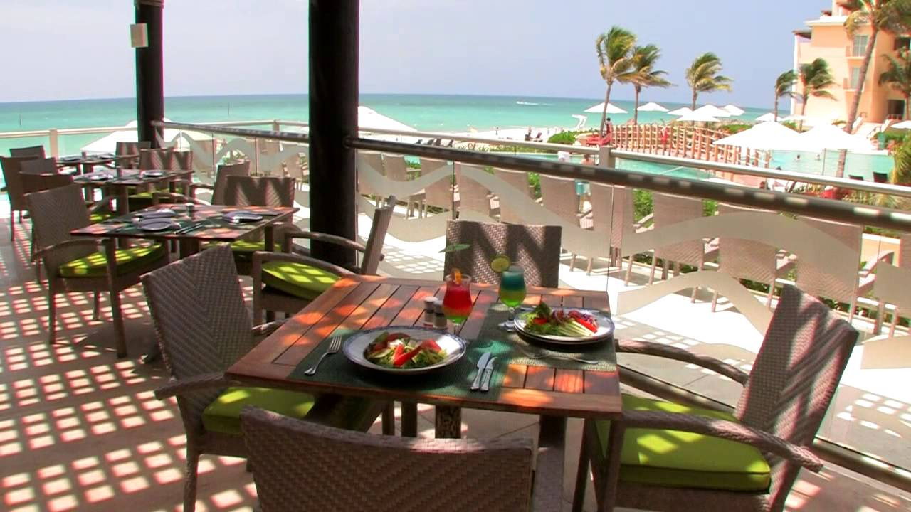 Now Jade Riviera Cancun All Inclusive Resort Youtube