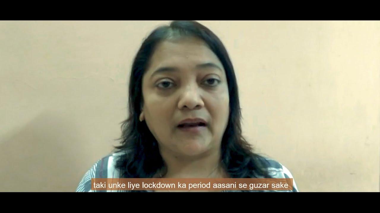 ICICI Lombard I #LockdownSuperheroes I Sangeeta Wadhwa